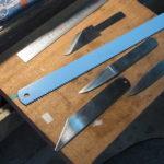 ナイフ製作工房