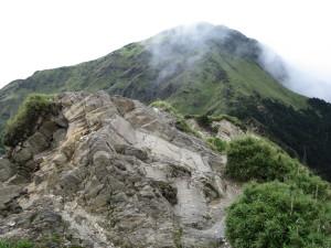 台湾・合歓山